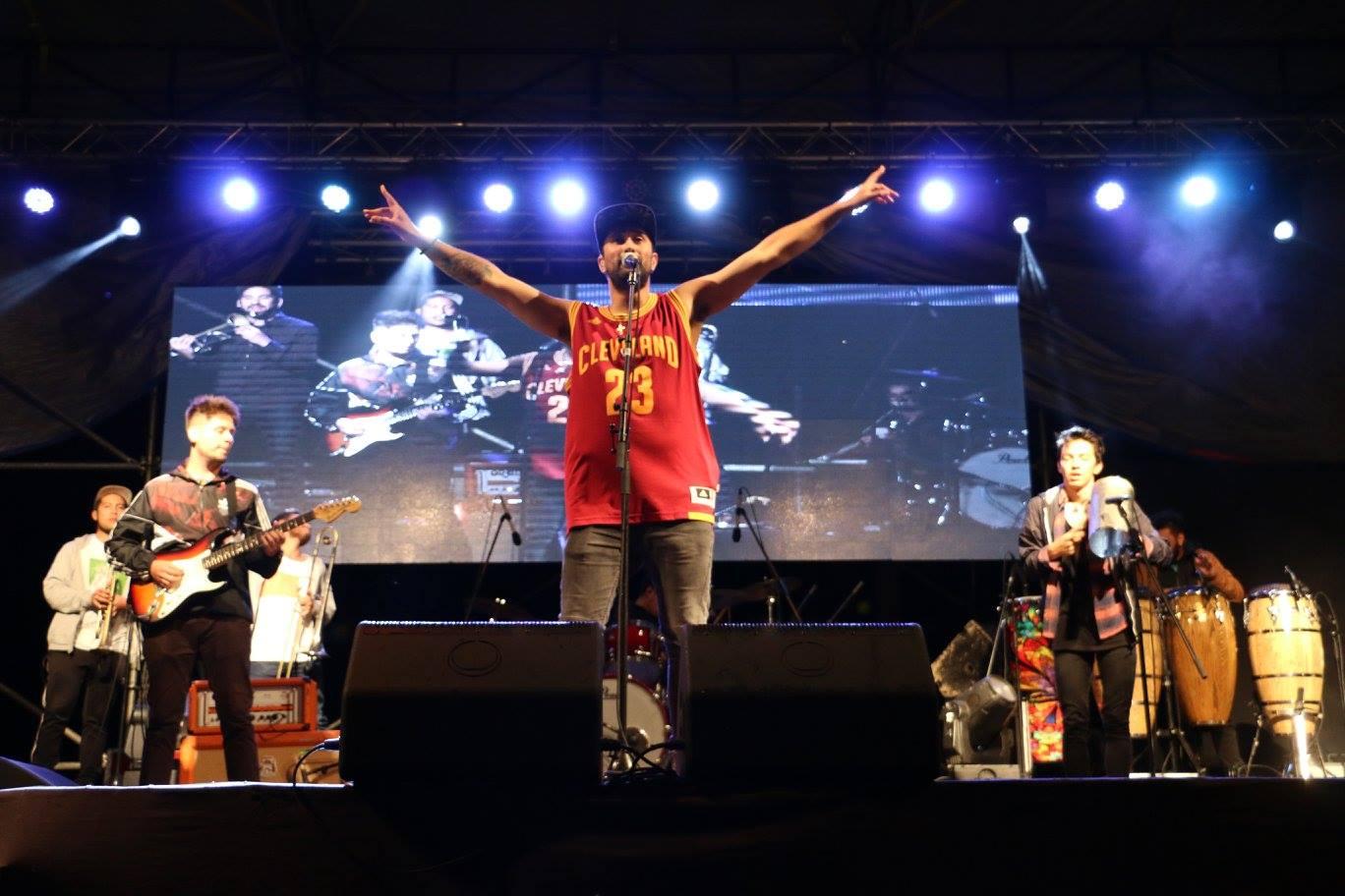 CCTV Festival Que Lindo es Castro